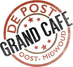 Grand Café De Post, Midwoud logo